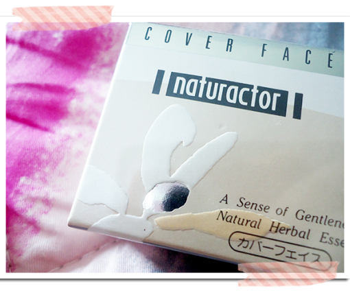 Naturactor Cover Face 3