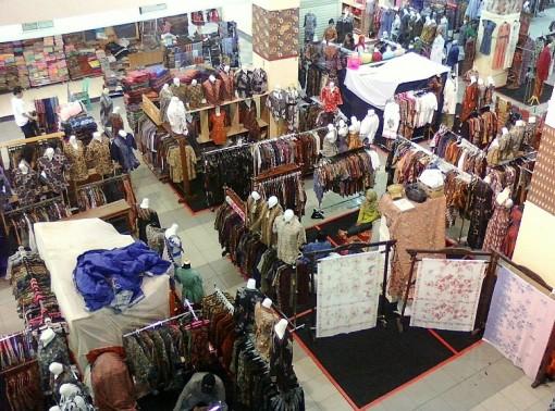 Thamrin City batik