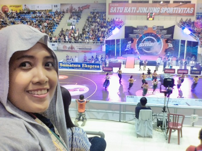 Meriahnya Honda DBL South Sumatera Series 2015