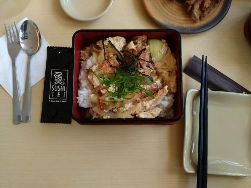 Chicken Katsu Ju - Rp. 48.000,-