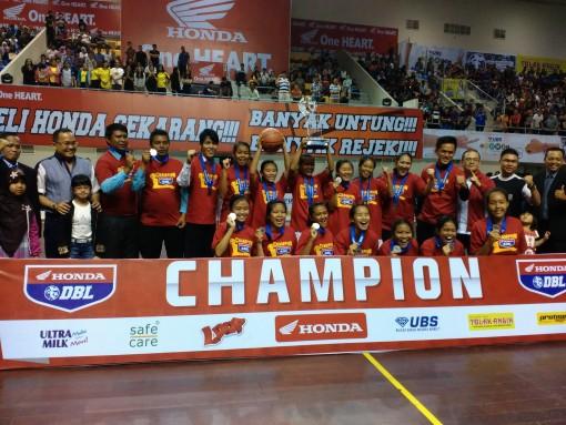 Meriahnya Honda DBL South Sumatera Series 2015, Meriahnya Honda DBL South Sumatera Series 2015, Jurnal Suzannita