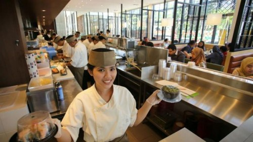 Sushi Tei di Palembang, A Good Deal of Sushi