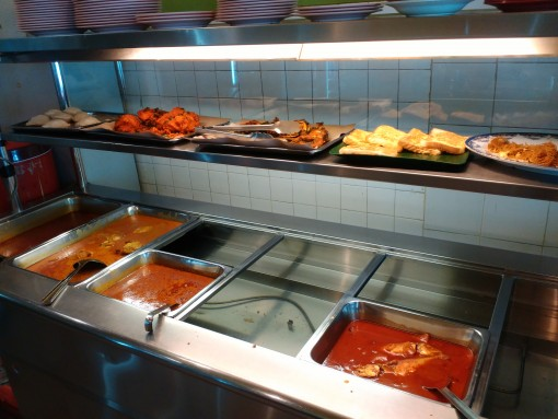 Restoran Saji Bistari, Menikmati Menu Khas India di Restoran Saji Bistari, Jurnal Suzannita