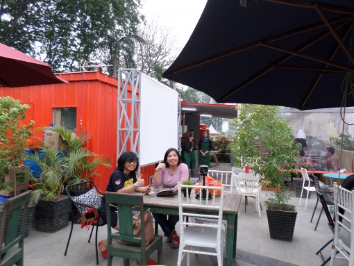 Serendipity Cafe outdoor