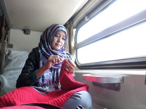 Sleeping Train KTM