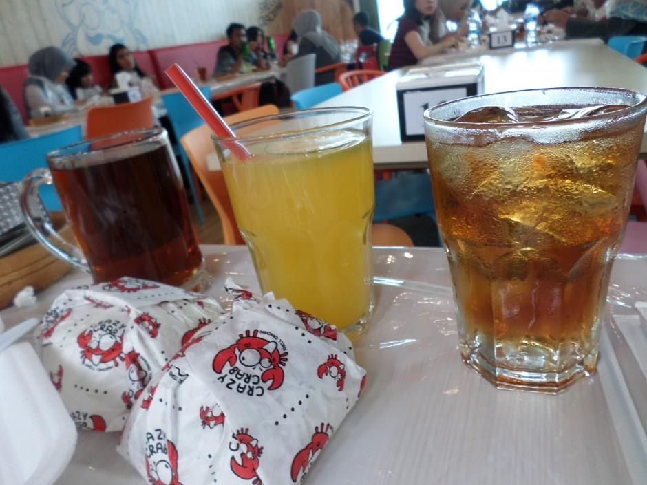 Crazy Crab Surganya Pecinta Seafood, Crazy Crab Surganya Pecinta Seafood, Jurnal Suzannita