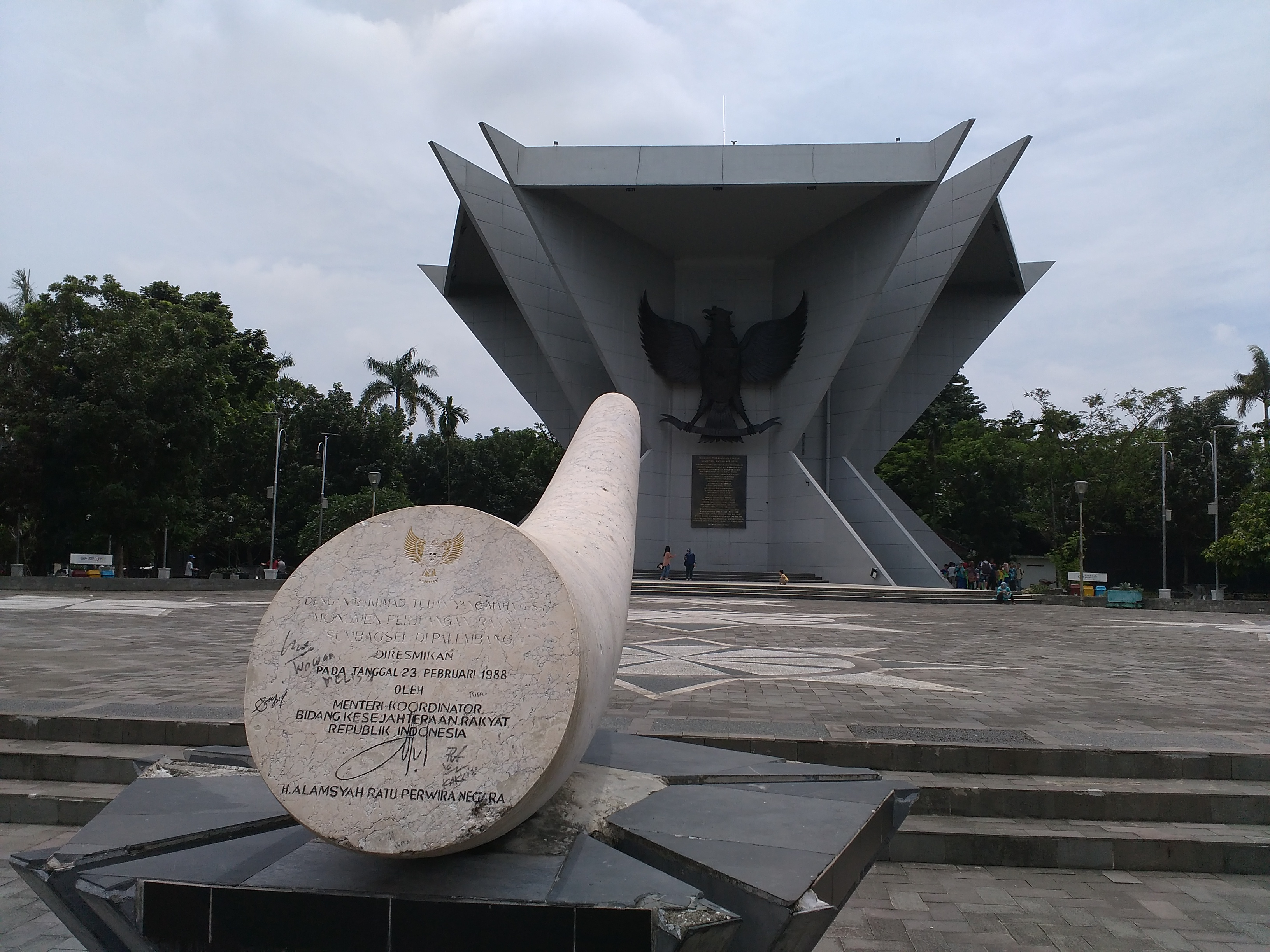 Melihat Palembang 360 derajat dari Monpera, Melihat Palembang 360 derajat dari Monpera, Jurnal Suzannita