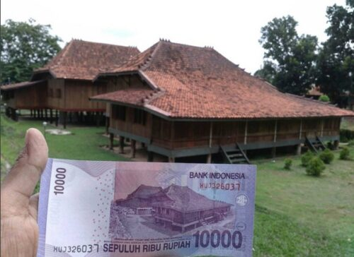 Photo Uang 10ribu
