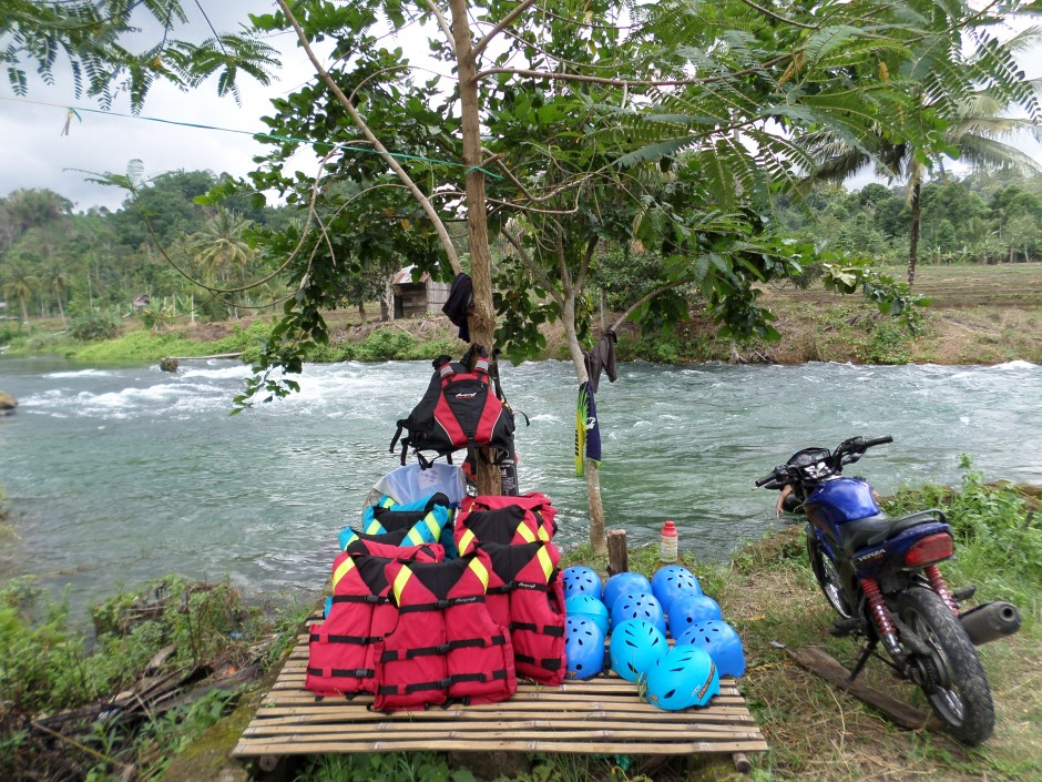 Jajal Ranau Rafting di Sungai Selabung Banding Agung, Jajal Ranau Rafting di Sungai Selabung Banding Agung, Jurnal Suzannita