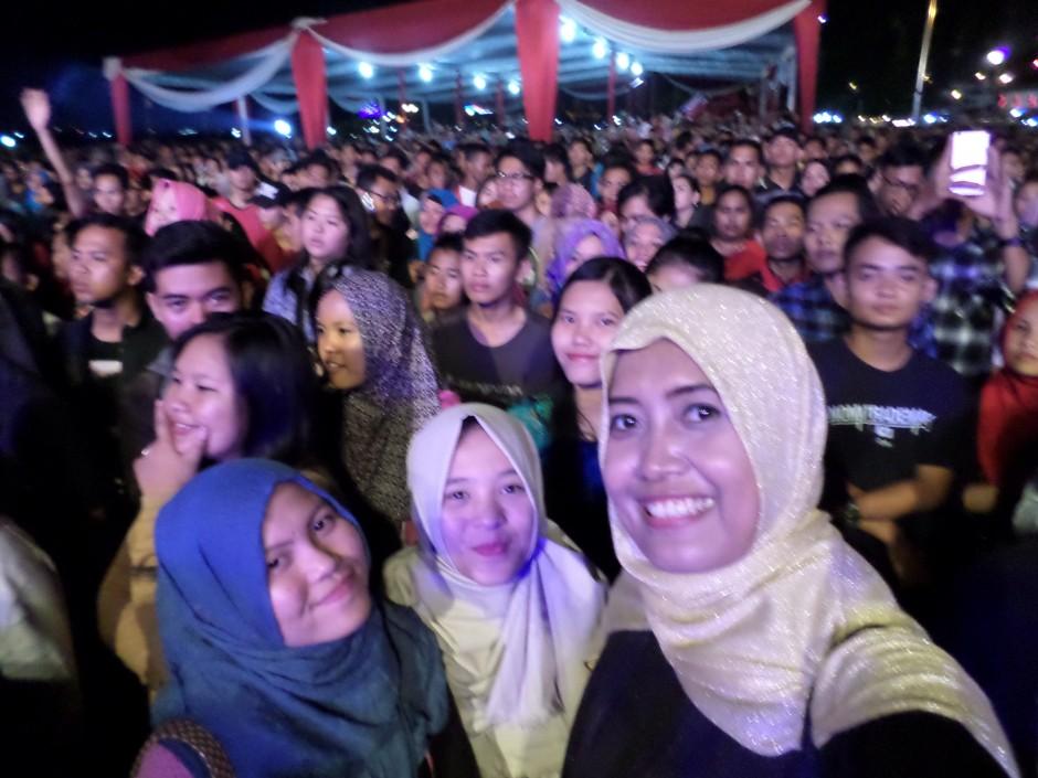 Rizky Febian Meriahkan Musi Jazz Palembang 2016, Rizky Febian Meriahkan Musi Jazz Palembang 2016, Jurnal Suzannita