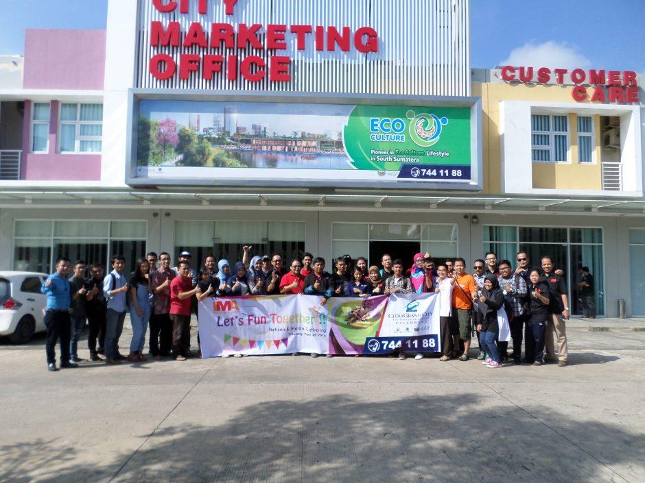 Citra Grand City Netizen and Media Gathering 2016, Citra Grand City Netizen and Media Gathering 2016, Jurnal Suzannita