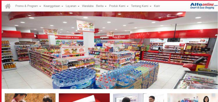 Belanja Puas Harga Pas di Alfamartku.com