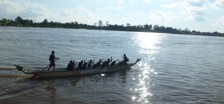 Musi Triboatton, Lomba Dayung Sekaligus Berwisata Sungai