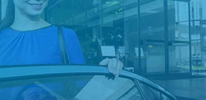 Aplikasi MyBlueBird Permudah Pesan Taksi BlueBird