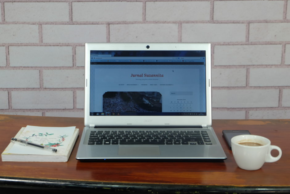 Bersinar dengan Acer Switch Alpha 12, Bersinar dengan Acer Switch Alpha 12, Jurnal Suzannita