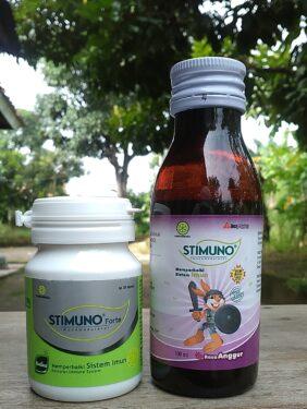 Gaya Hidup Sehat Setiap Hari dengan Stimuno Forte, Gaya Hidup Sehat Setiap Hari dengan Stimuno Forte, Jurnal Suzannita