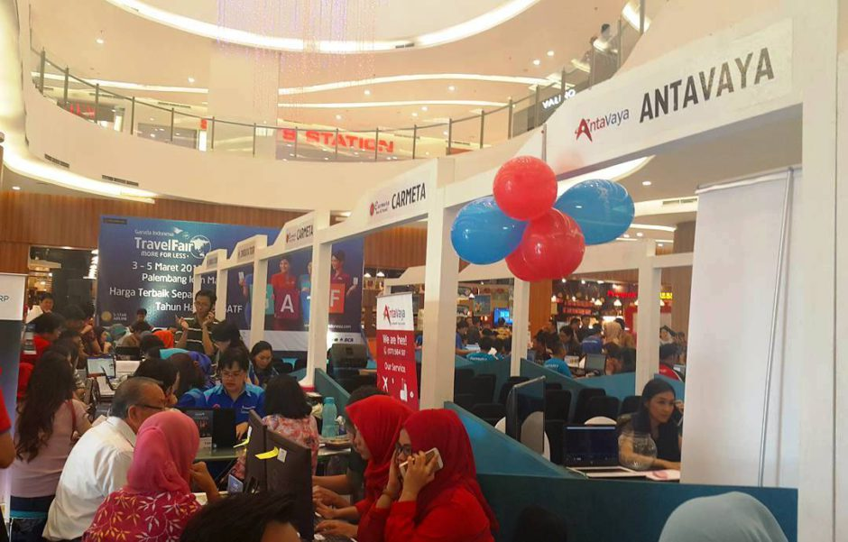 Garuda Indonesia Travel Fair, Yuk Berburu Tiket Murah di Garuda Indonesia Travel Fair 2017, Jurnal Suzannita