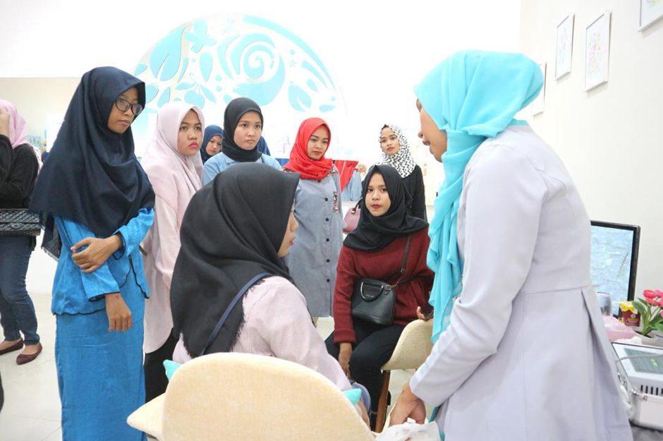 Wardah Beauty House, Wardah Beauty House Hadir Penuhi Kebutuhan Muslimah, Jurnal Suzannita