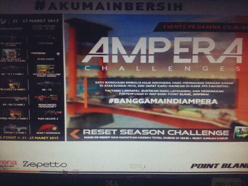 Bangga Main di Ampera dengan Gaming Point Blank, Bangga Main di Ampera dengan Gaming Point Blank, Jurnal Suzannita