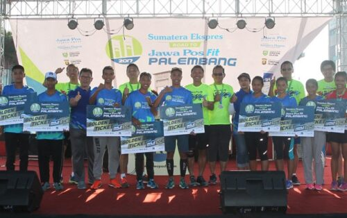 Road to Jawa Pos Fit Palembang 2017, Road to Jawa Pos Fit Palembang 2017, Jurnal Suzannita