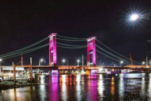 Inilah 7 Pesona Wisata di Palembang yang Membuat Anda Enggan Pulang
