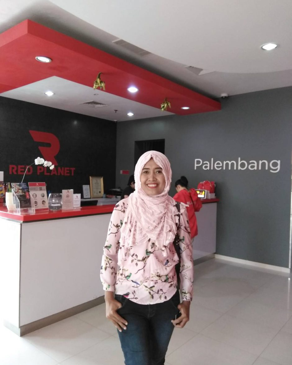 Menginap di Red Planet Hotel Palembang, Menginap di Red Planet Hotel Palembang, Jurnal Suzannita
