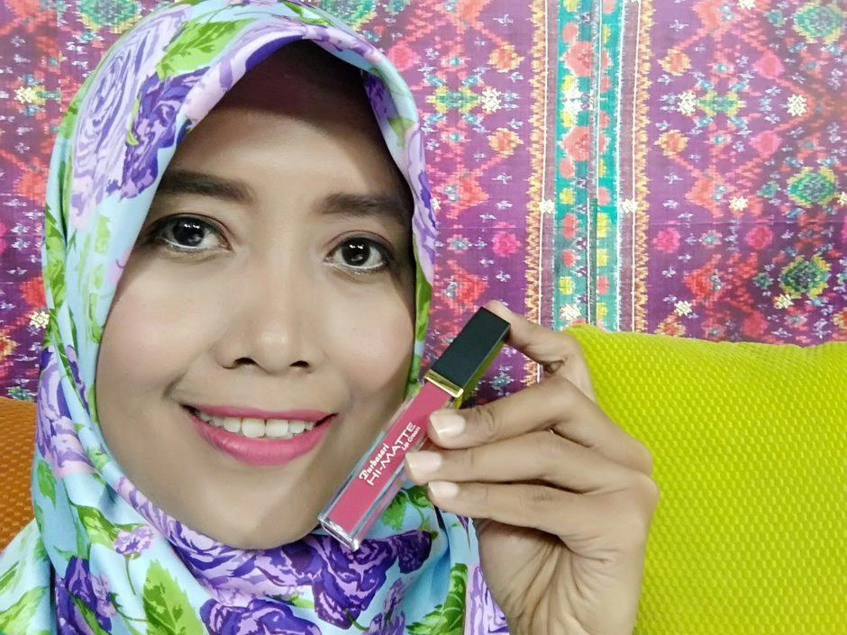 Purbasari Hi-Matte Lip Cream, Purbasari Hi-Matte Lip Cream   Review & Swatch, Jurnal Suzannita
