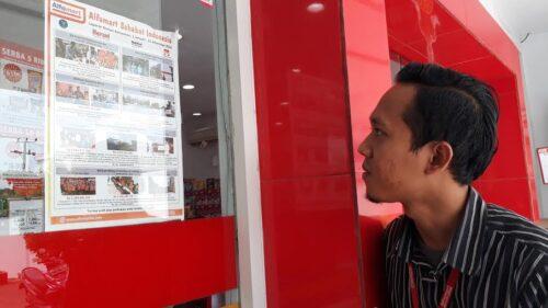 Program Donasiku Alfamart, Uang Receh DonasiKu Alfamart Untuk Mereka, Jurnal Suzannita