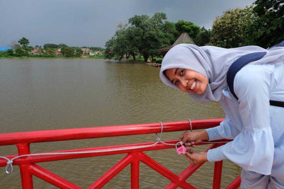 Taman Pulau Cempaka TWKS Nan Instagramable, Taman Pulau Cempaka TWKS Nan Instagramable, Jurnal Suzannita