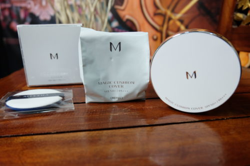 MISSHA M Magic Cushion No. 23