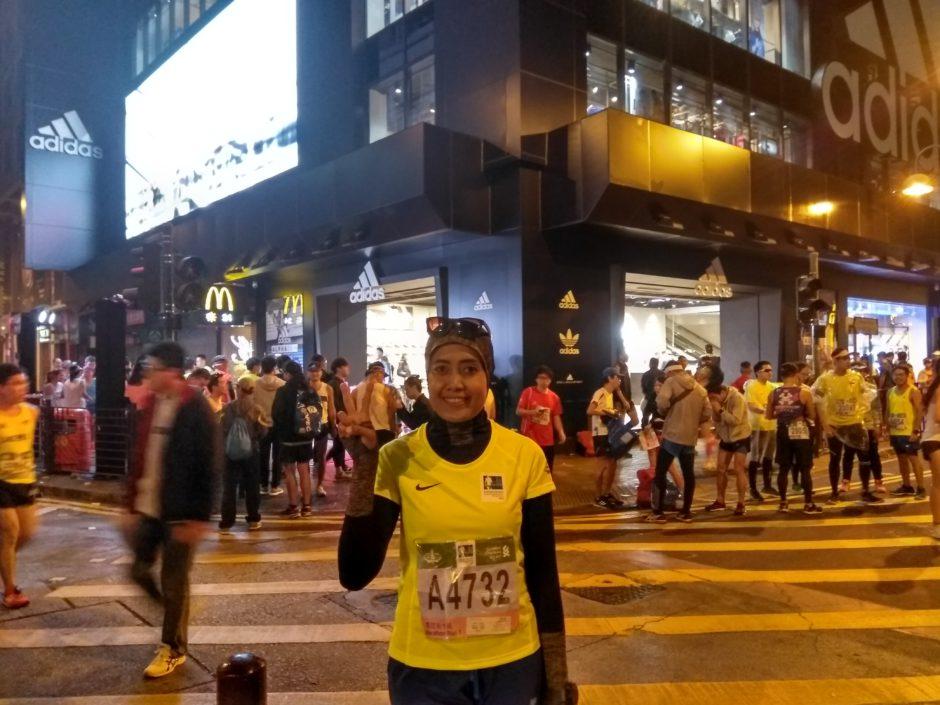 Standard Chartered HK Marathon 2018 Penuh Cerita, Standard Chartered HK Marathon 2018 Penuh Cerita, Jurnal Suzannita