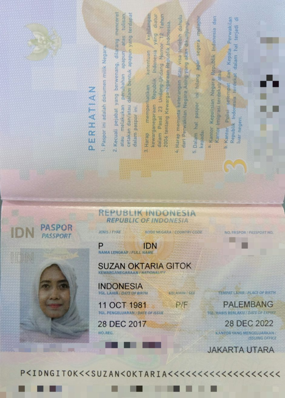 Penting Segera Perbaiki Salah Nama di Passport, Penting, Segera Perbaiki Salah Nama di Passport, Jurnal Suzannita