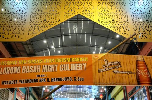 Lorong Basah Night Culinery