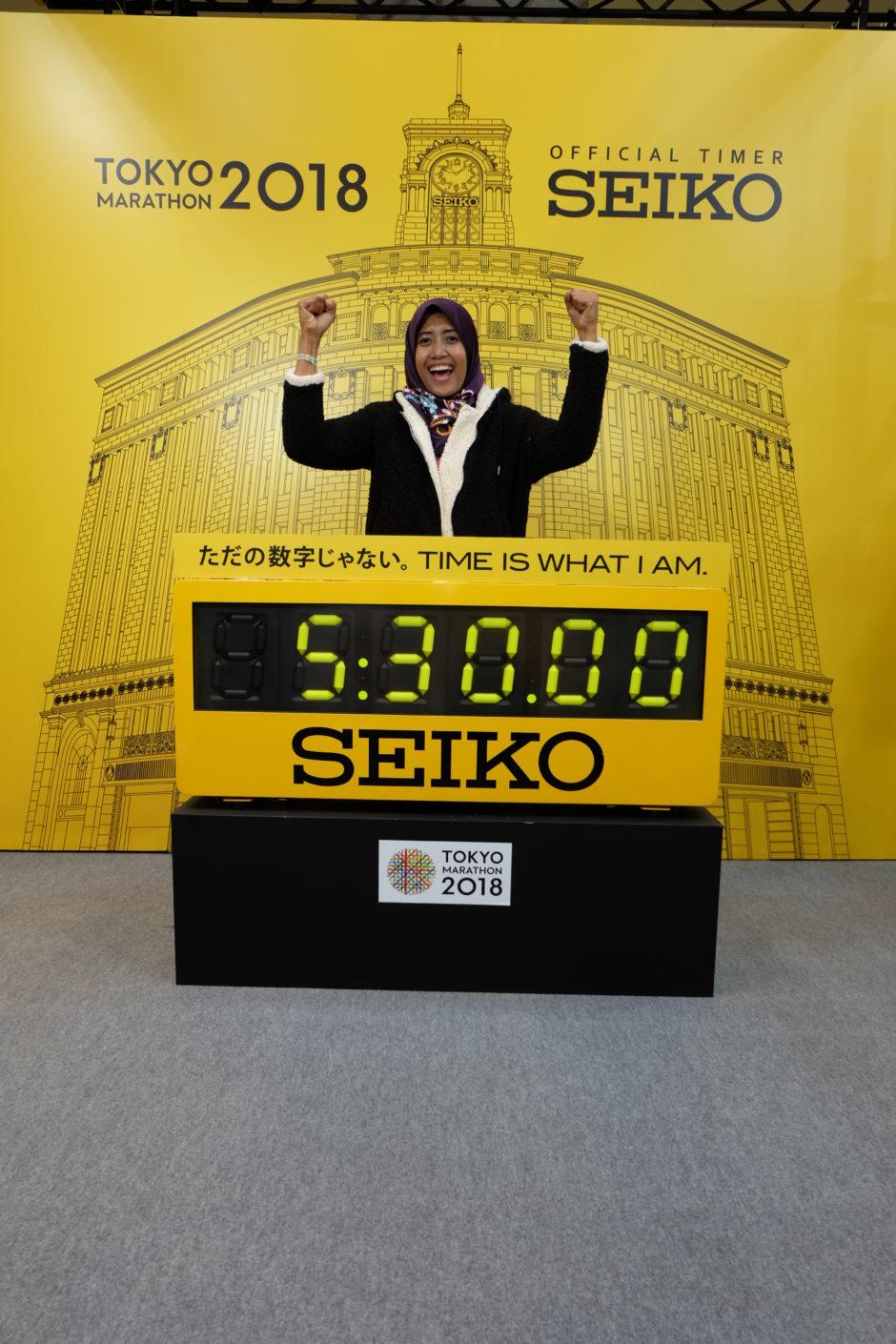 Tokyo Marathon 2018 Berlari dengan Bahagia, Tokyo Marathon 2018 Berlari dengan Bahagia, Jurnal Suzannita