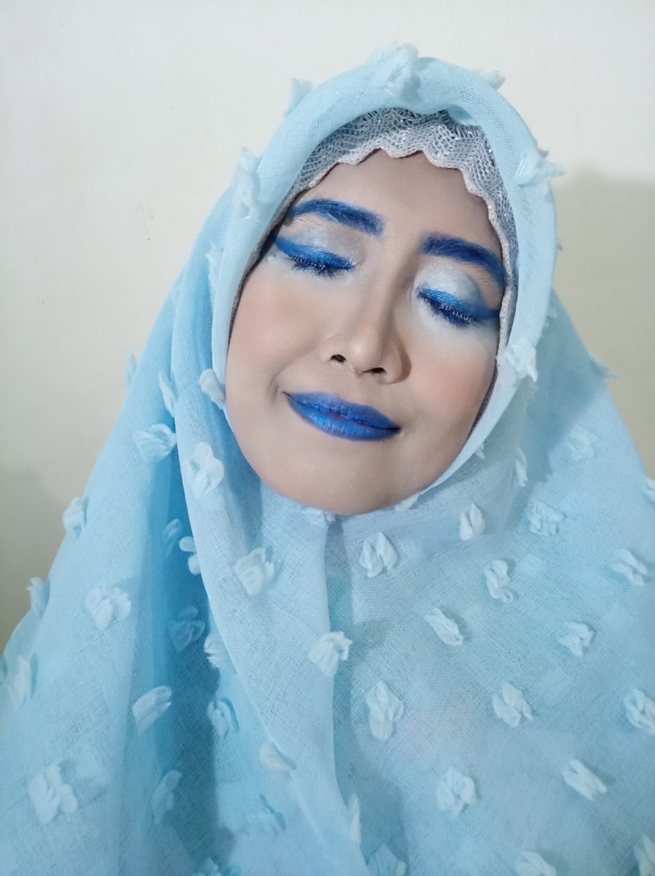 Blue Makeup Looks for World Water Day , Blue Makeup Looks for World Water Day  , Jurnal Suzannita