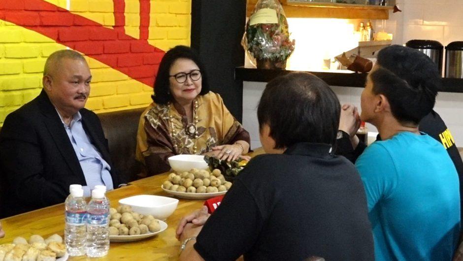 Sang Pisang Hadir di Palembang, Sang Pisang Hadir di Palembang, Jurnal Suzannita