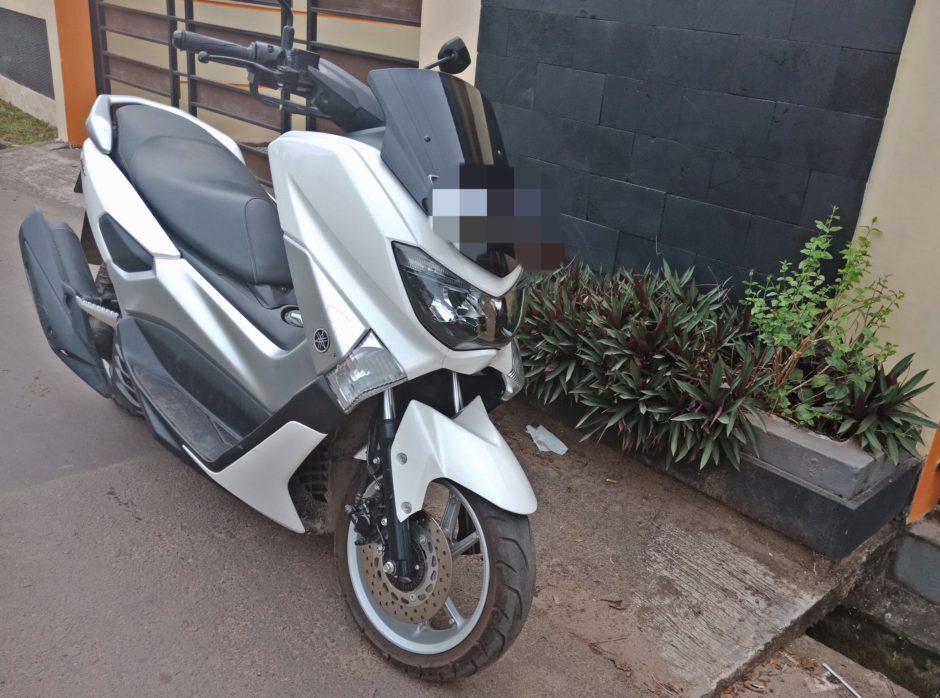 Sepeda Motor Yamaha NMax, Nyaman Berkendara Motor Untuk Aktivitas Sehari-hari, Jurnal Suzannita