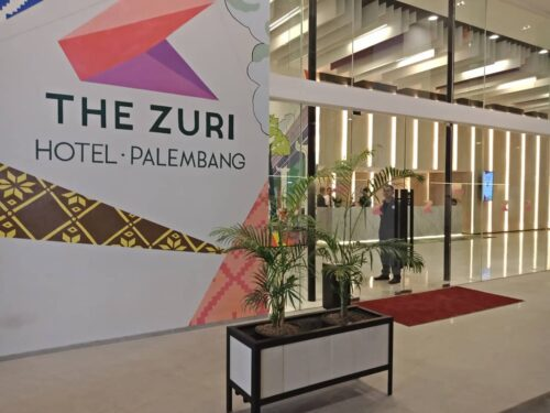 The Zuri Hotel Palembang Yang Kekinian, The Zuri Hotel Palembang Yang Kekinian, Jurnal Suzannita