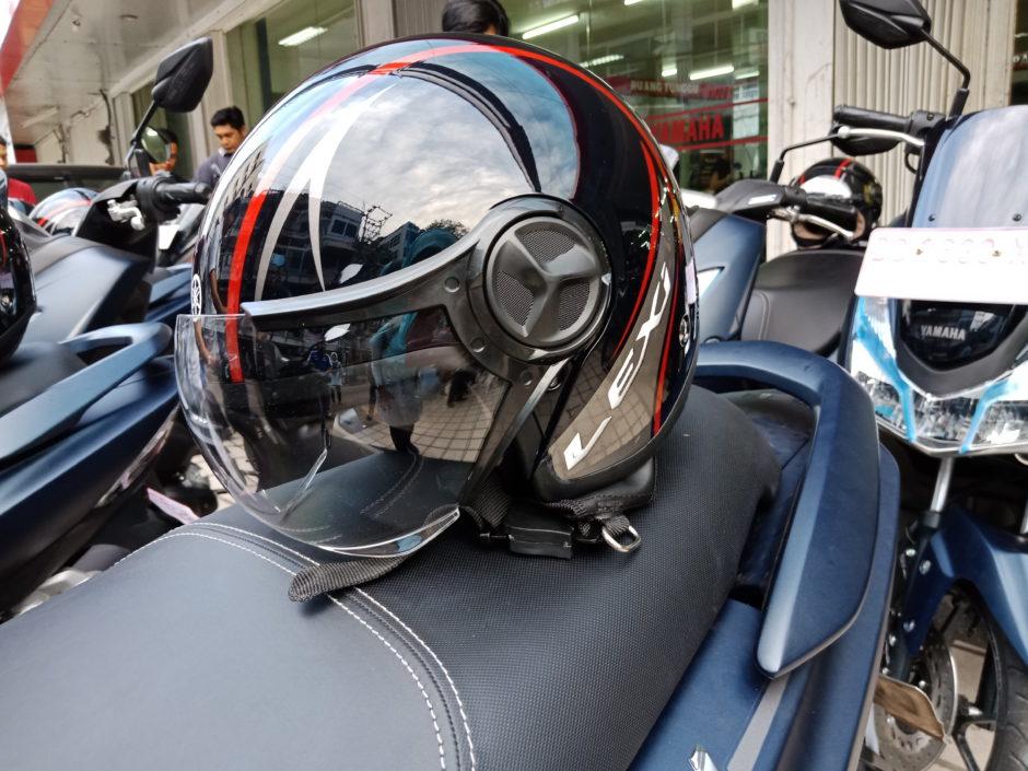 Test Ride Yamaha LEXi Nyaman Dikendarai Kaum Hawa, Test Ride Yamaha LEXi, Nyaman Dikendarai Kaum Hawa, Jurnal Suzannita