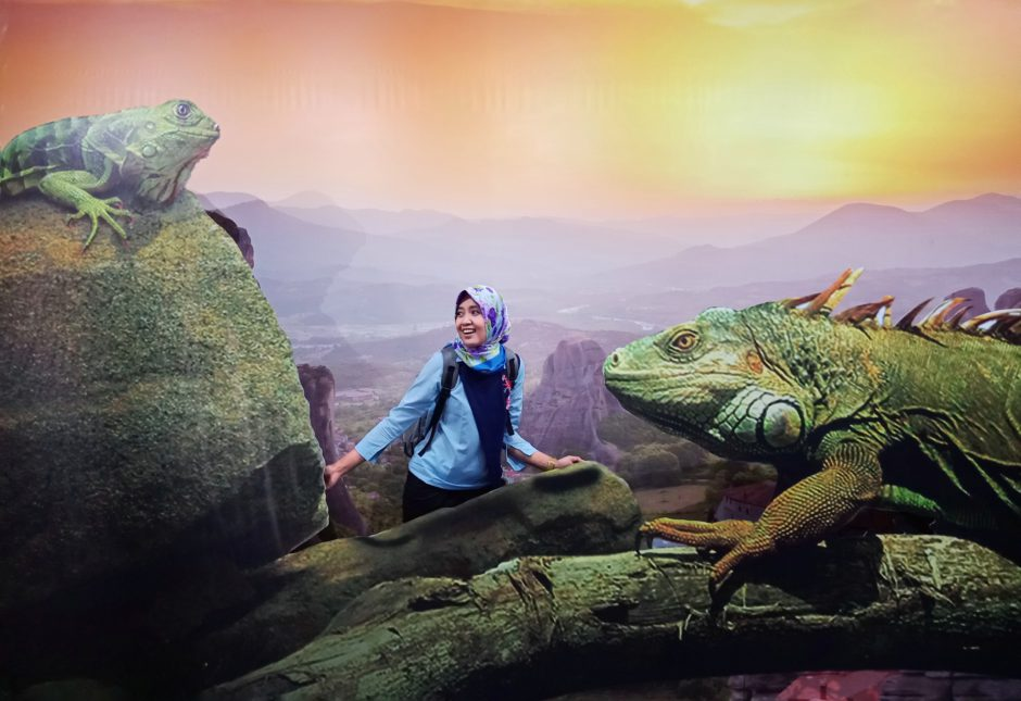 Suzan di De Jakabaring Palembang