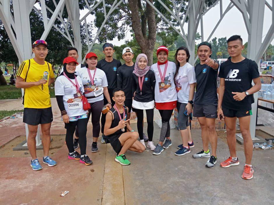 Melihat Venue Asian Games 2018 Dengan Fun Run, Melihat Venue Asian Games 2018 Dengan Fun Run, Jurnal Suzannita