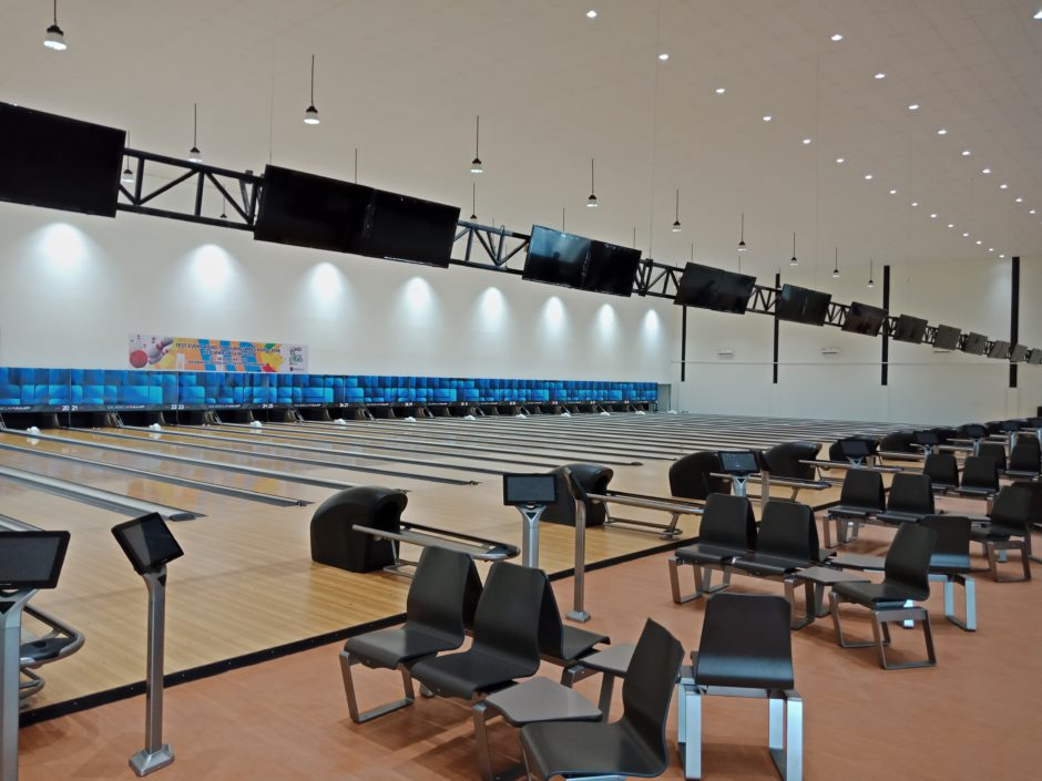 Jakabaring Bowling Center