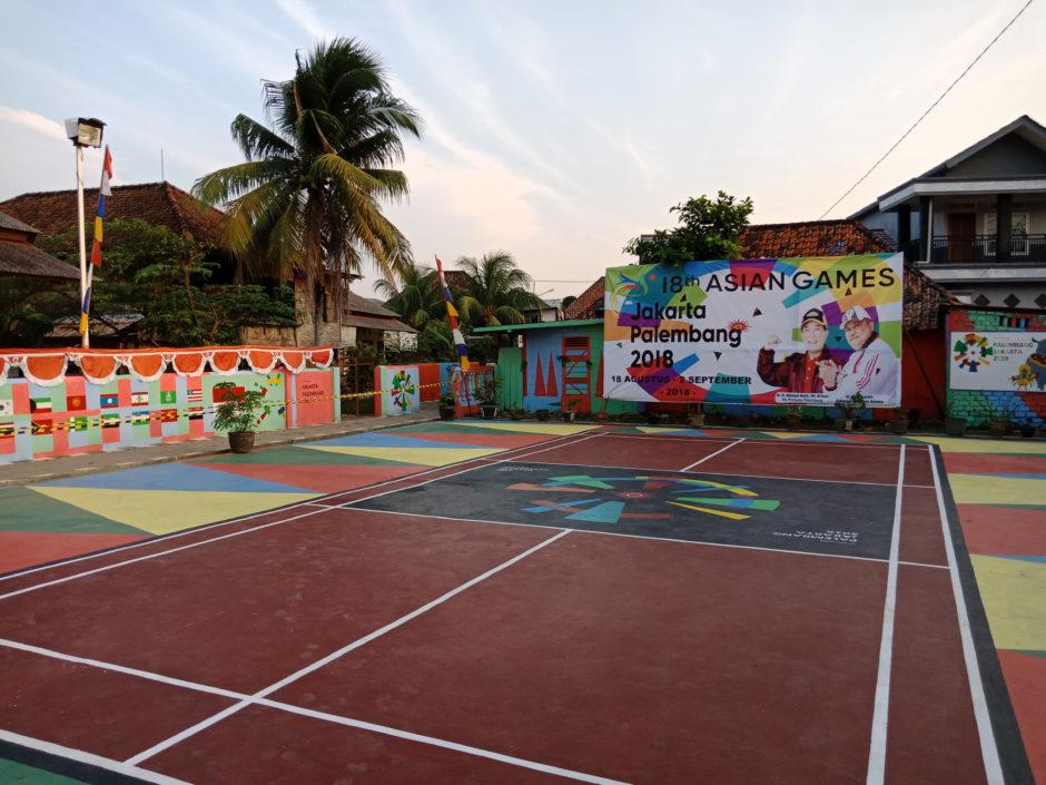 Kampung Cempaka Asian Games 2018