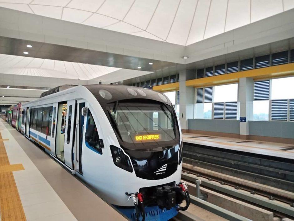 LRT Palembang Bandara