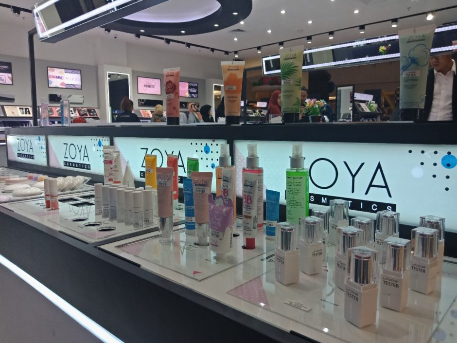 Lunadorii Kosmetik Lokal, Lunadorii Hadir di Palembang, Tempatnya Brand Kosmetik Lokal, Jurnal Suzannita