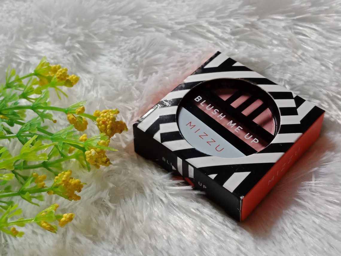 Mizzu Blush Me Up, Mizzu Blush Me Up Rosy Tint Review, Jurnal Suzannita