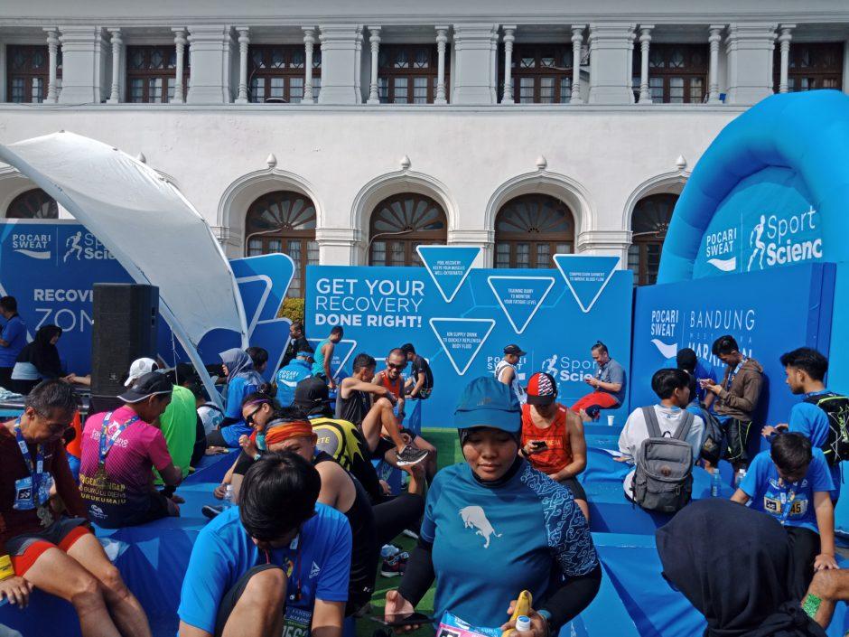 Pocari Bandung Marathon 2018, Pocari Bandung Marathon 2018, Jurnal Suzannita