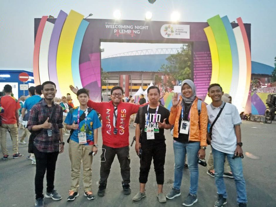 Asian Games 2018, Sejarah Milik Indonesia, Asian Games 2018, Sejarah Milik Indonesia, Jurnal Suzannita