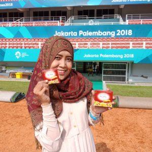 Herbadrink Suzannita Asian Games