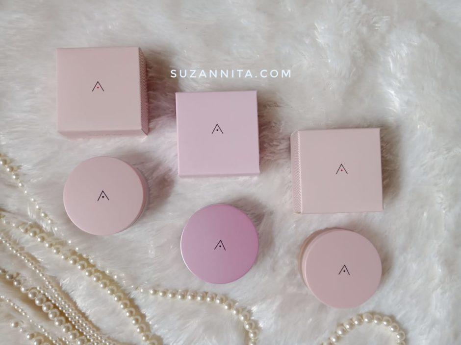 Althea Petal Velvet, Althea Petal Velvet Sunaway & Powder   Review, Jurnal Suzannita